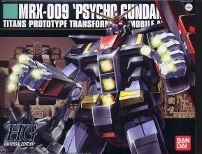HGUC 1/144 49 Psycho Gundam 5000y
