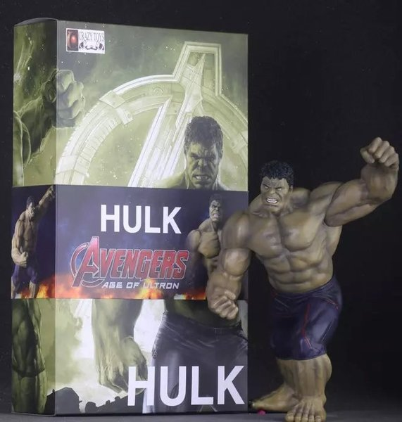 Crazy Toys - HULK - Avengers Age of Ultron