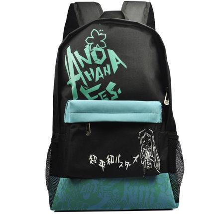 กระเป๋าผ้าสะพาย เมนมะ (Ano hana)