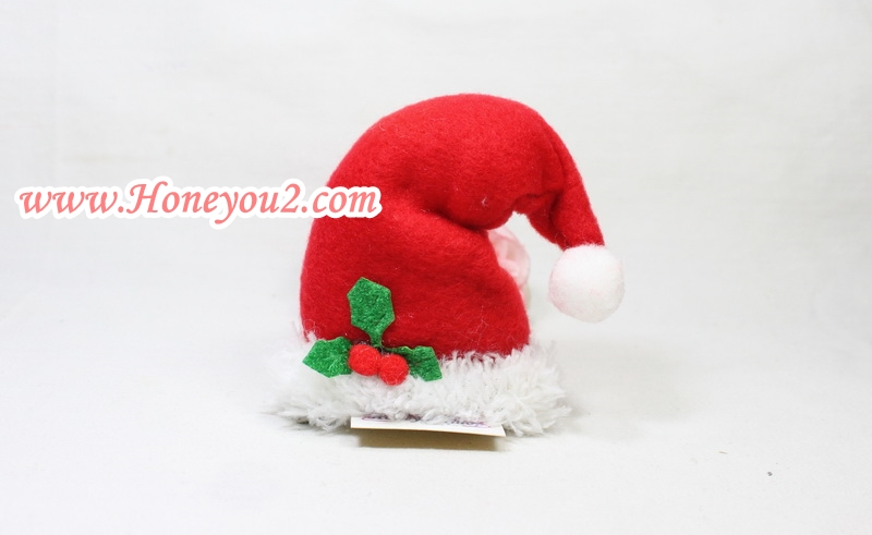 กิ๊บแฟนซี หมวกซานตาครอส (ดัดรูปทรงได้)