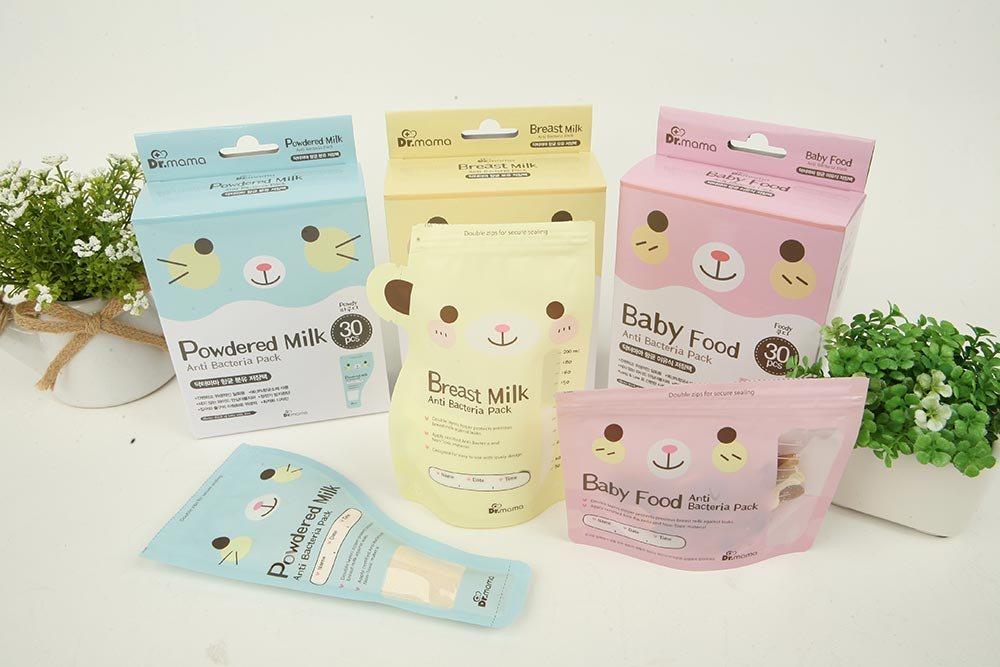 Dr.mama Anti-Bactiria Storage Bags