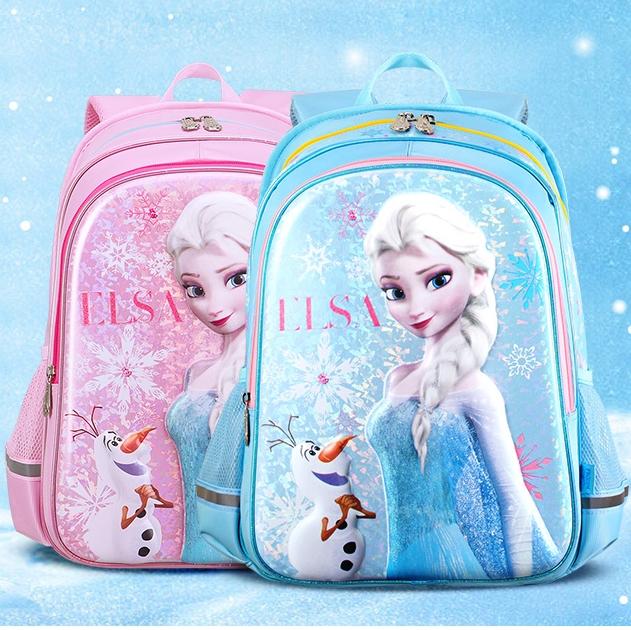 กระเป๋าสะพายหลัง เอลซ่า สำหรับเด็ก (มีให้เลือก 6 แบบ)