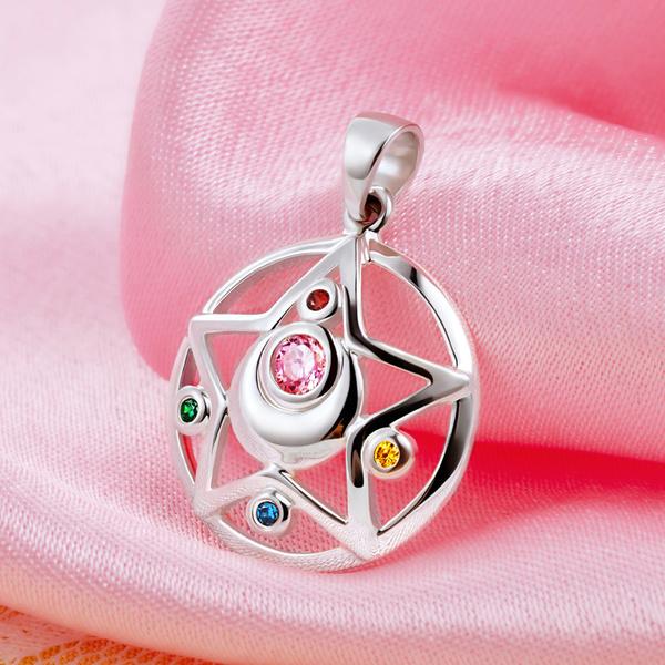 สร้อยเงินแท้ Sailor Moon
