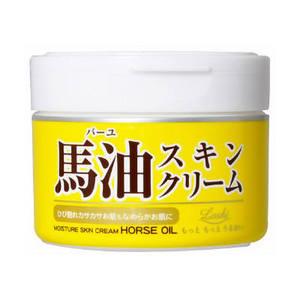 คนญี่ปุ่นนิยมใช้กันมาก!!!!Roland Rossi Moist aid Horse oil skin cream ครีมน้ำมันม้าบำรุงผิวกาย กักเก็บน้ำที่ผิวได้เยี่ยมจะห่อหุ้มผิวด้วยความชื้นและทำให้ผิวกายนุ่มเนียน ไม่เหนียวเหนอะหนะ ผิวคุณจะไม่แห้งแตกแก่ก่อนวัยแน่นอนค่ะ