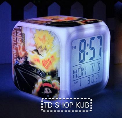 นาฬิกา LED Reborn