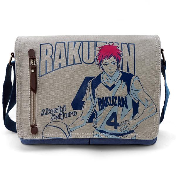 กระเป๋าสะพายข้าง คุโรโกะ โนะ บาสเก็ต( Kuroko No Basket) รุ่น 2