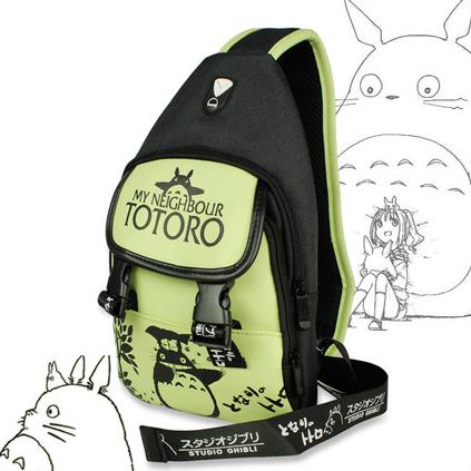 กระเป๋าสะพายหน้าอก โทโทโร่ Totoro