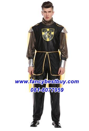 ชุดแฟนซีผู้ชาย ชุดนักรบโรมัน Royal Warrior