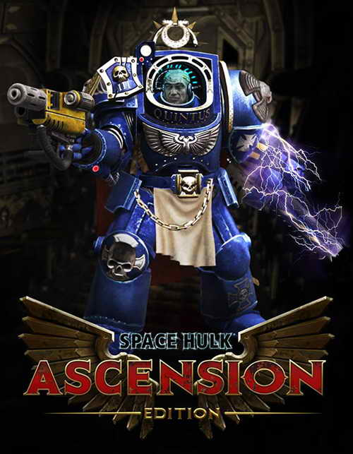 Space Hulk Ascension Edition ( 1 DVD )
