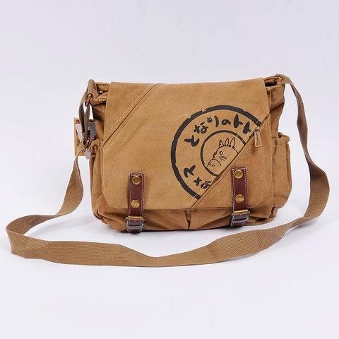 กระเป๋าสะพายโทโทโร่(สีน้ำตาล)