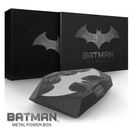 แบตสํารอง Power Bank Batman 8000mAh (ของแท้ลิขสิทธิ์)