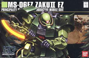 HGUC 1/144 87 ZakuII FZ 1200y