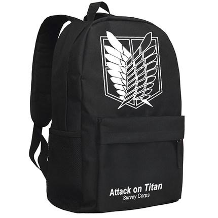 กระเป๋าสะพาย Attack On Titan (มีให้เลือก 8 แบบ)