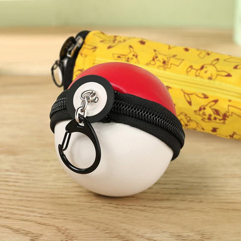 กระเป๋าเครื่องเขียนแบบพกพา โปเกม่อน (Pikachu)