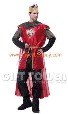 ชุดแฟนซีผู้ชาย ชุดพระราชา พระมหากษัตริย์ King Roman (คู่กับชุดเด็กรุ่น FB11061)
