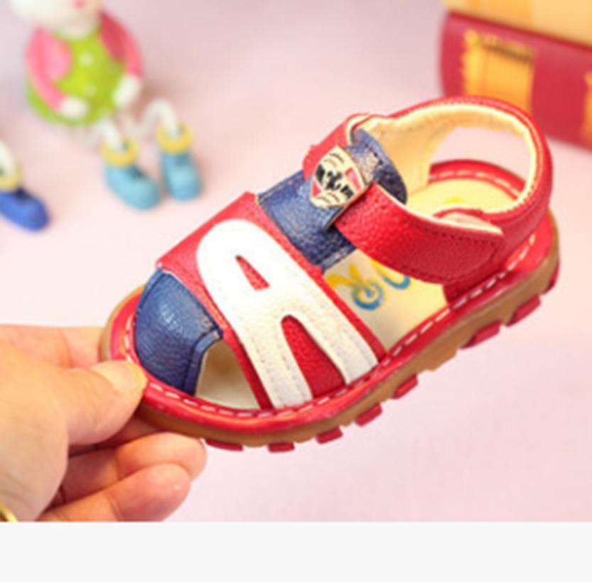 รองเท้าเด็กอ่อน 0-12เดือน รองเท้าเด็กชาย เด็กหญิง สีแดง