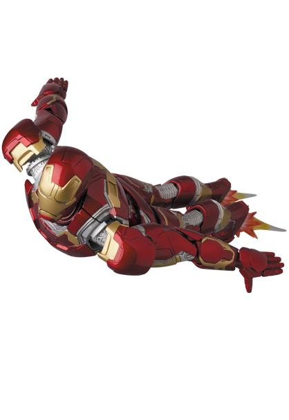 Mafex : Avengers: Age of Ultron : Iron Man Mark XLIII (ของแท้)