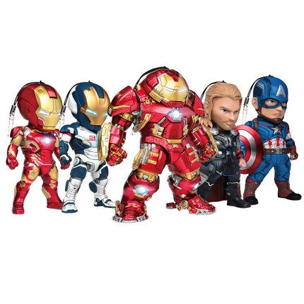 โมเดลพวงกุญแจ The Avengers 2/5 ตัว(ของแท้ลิขสิทธิ์)