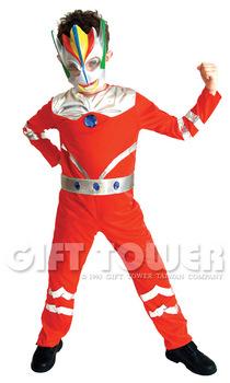 ชุดอุลตร้าแมน Ultraman แฟนซีเด็ก มีขนาด L