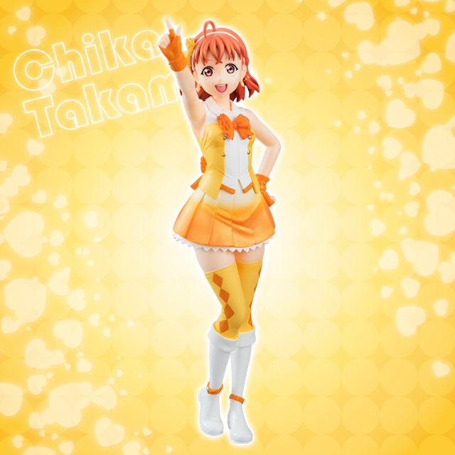 Super Special Series - Love Live! Sunshine!! - Takami Chika (ของแท้)