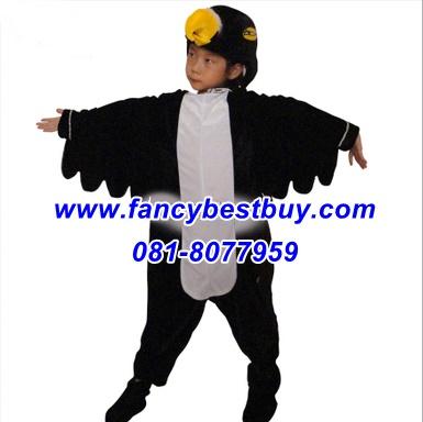ชุดนกอินทรี Eagle ชุดแฟนซีสัตว์ปีก สำหรับการแสดง ใช้ได้ทั้งเด็กชายหญิง