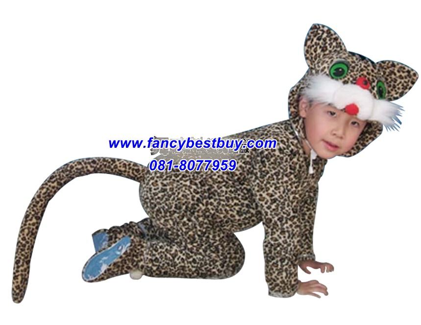 ชุดแมว CAT เป็นชุดแฟนซีสัตว์ สำหรับการแสดง ใช้ได้ทั้งเด็กชายหญิง