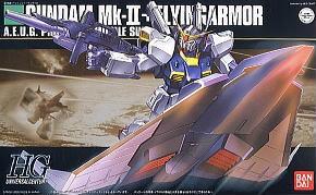 HGUC 1/144 53 Gundam MK-II + Flying Armor 2000y