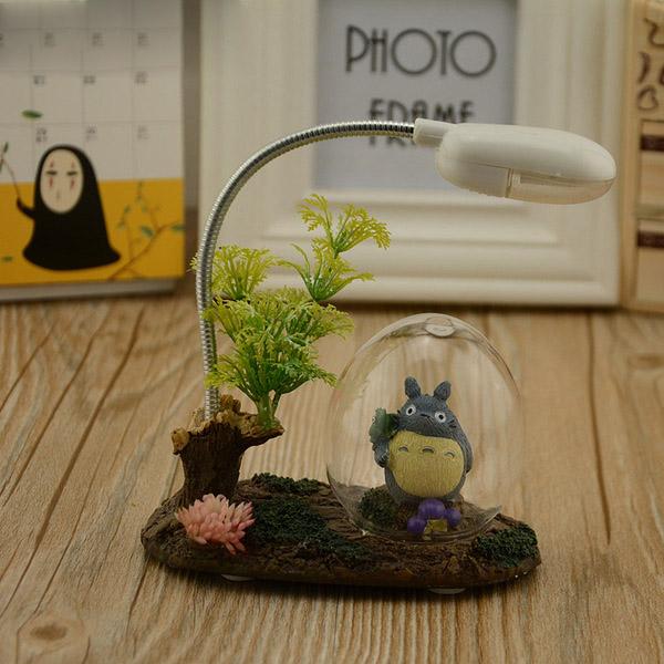 ตุ๊กตาโคมไฟ LED โทโทโร่
