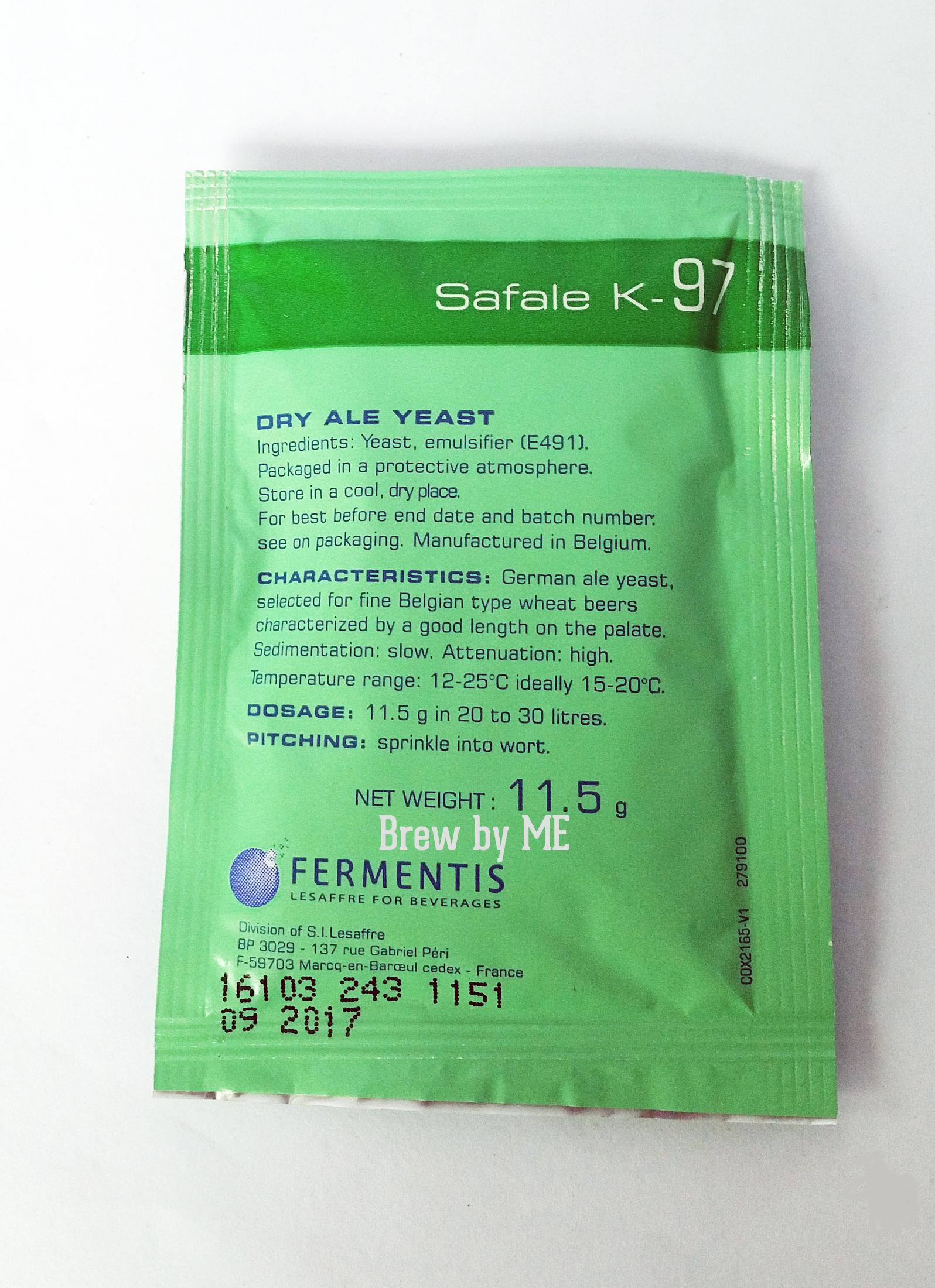 Fermentis Safale K-97