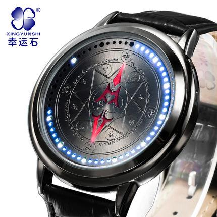 นาฬิกาข้อมือ LED จอสัมผัส Fate stay night รุ่นพิเศษ 2 (ของแท้)