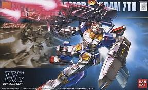 HGUC 1/144 98 Full Armor Gundam 7th 1500y