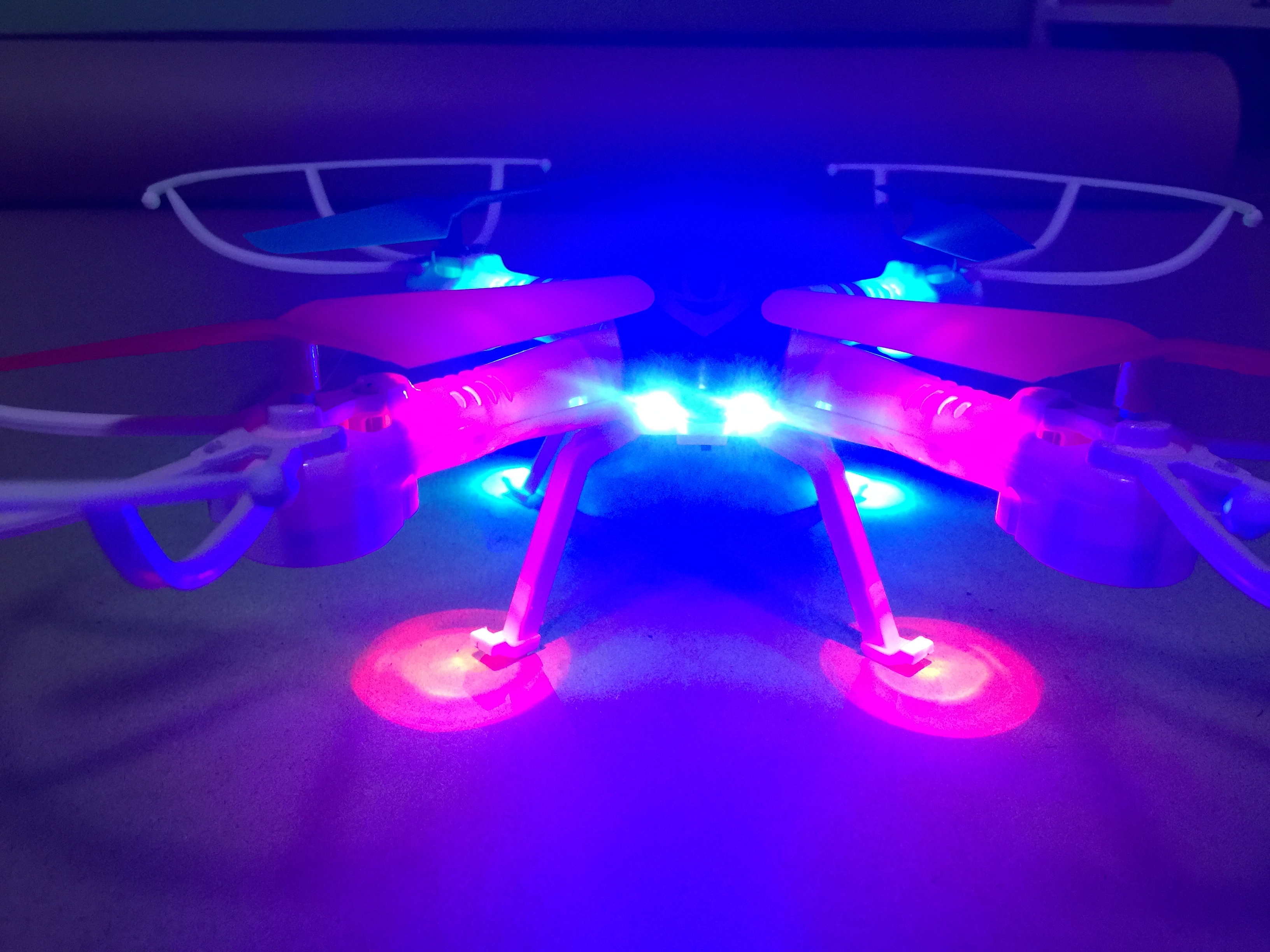 Sky Falcon HC611 โดรนแสงสี (ไม่มีกล้อง)