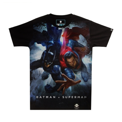 เสื้อยืด Batman v Superman: Dawn of Justice