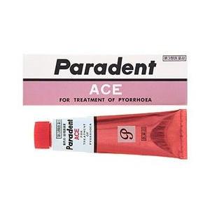 Paradent ACE For Treatment of Pyorrhoea ยาสีฟันรักษาอาหารเหงือกร่นจากญี่ปุ่น เติมเต็มเหงือกรักษารากฟันให้แข็งแรงปราศจากรูช่องฟันเพื่อสุขภาพอนามัยที่ดีในช่องปากค่ะ
