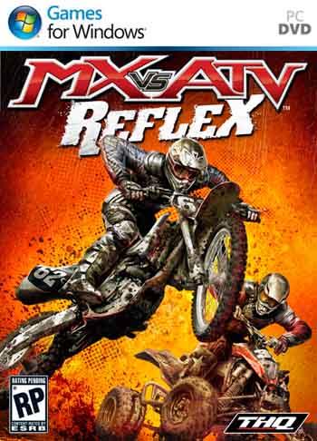 MX vs ATV Reflex ( 2 DVD )