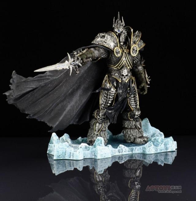 Warcraft Lich King PVC Figure