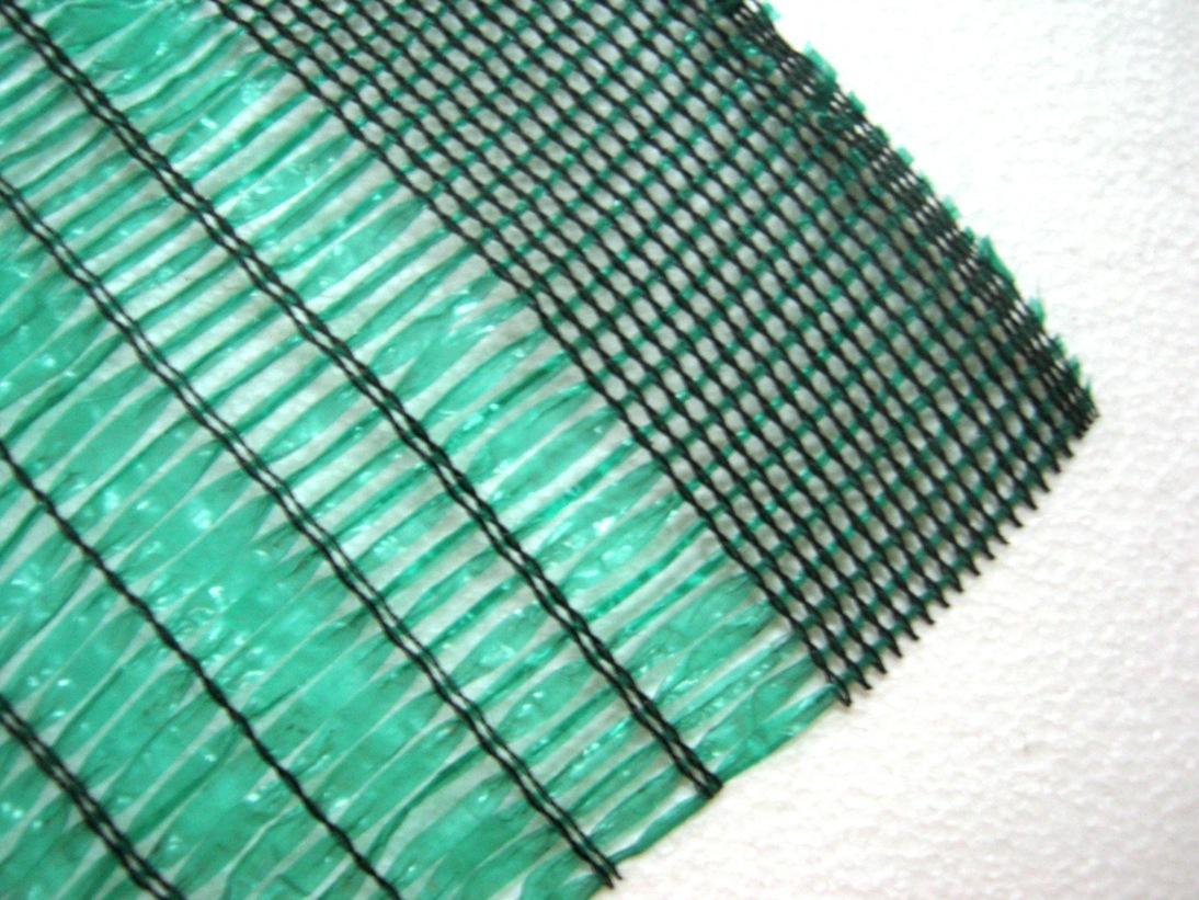 สแลนด์สีเขียว พรางแสงUV80% หน้ากว้าง 2x100 เมตร (ม้วน)