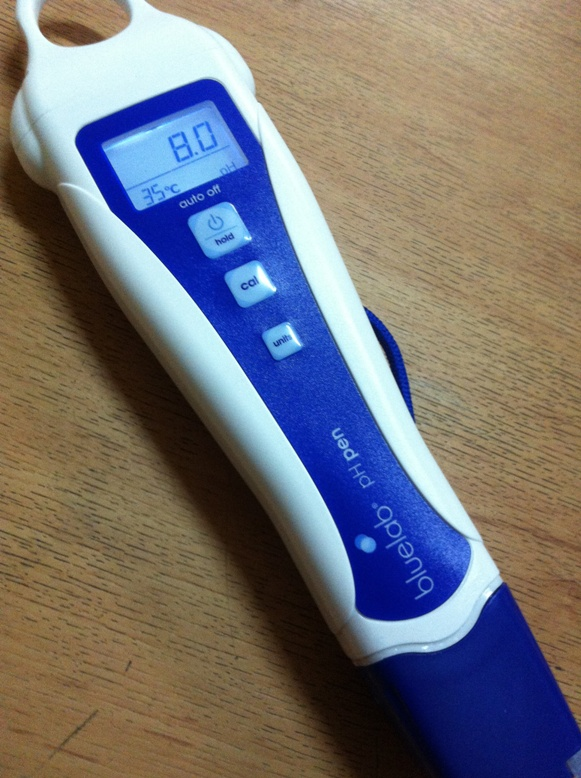 pH Meter ยี่ห้อ BlueLab