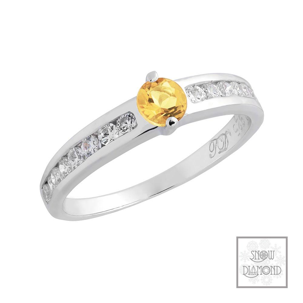 แหวนประจำวันเกิด : วันจันทร์ TSR160-CT