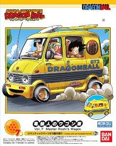 MeCha Collection Dragonball Vol.07:Master Roshi's Wagon 650yen