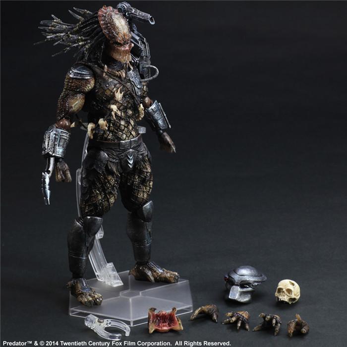 Play Arts Kai - Predator Figure