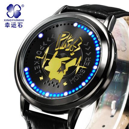 นาฬิกา LED จอสัมผัสปิกาจู Pikachu 2015 (ของแท้ลิขสิทธิ์)