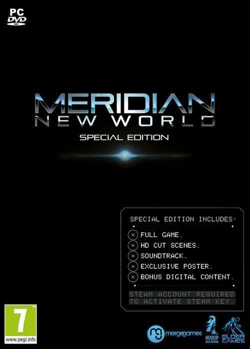 Meridian New World ( 1 DVD )