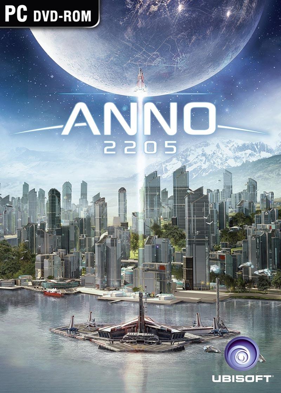 Anno 2205 ( 3 DVD )