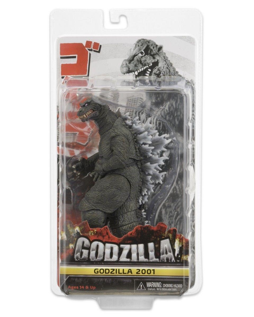 NECA: Godzilla 2001 Figure (ของแท้ลิขสิทธิ์)