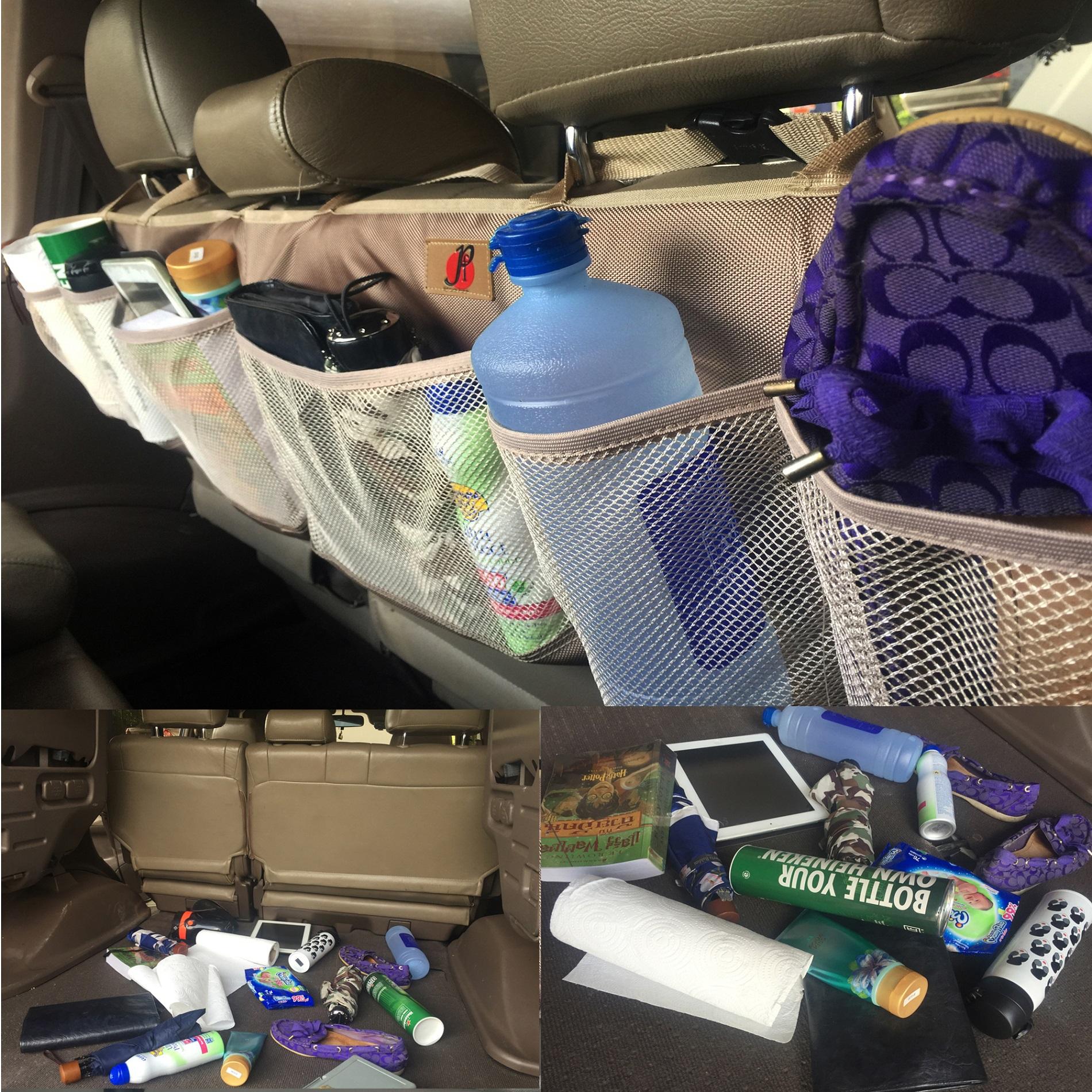 ของแต่งภายในรถ Must have item สำหรับ SUV CRV MPV Fortuner