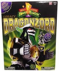 DX Legazy DragonZord