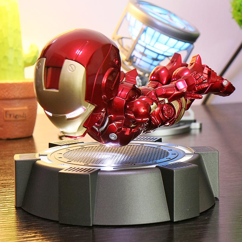Magnetic Floating Iron Man (มีให้เลือก 2 แบบ)