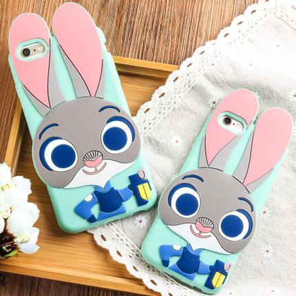 เคสไอโฟน iphone Case Zootopia ซูโทเปีย นครสัตว์มหาสนุก(จูดี้ ฮอปส์) **ของแท้ลิขสิทธิ์**