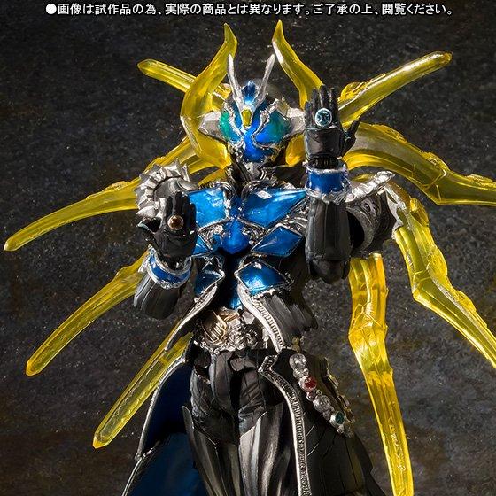 Pre-Order:Tamashii Web Shop: S.I.C. Rider Wizard Water Style มัดจำ 1000บาท สินค้าเข้าไทยเดือน2 ปี 2015
